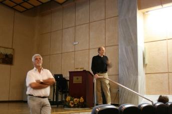El Prof. Robert (Bob) Buchanan (UC Berkeley) nos visitó en 2014