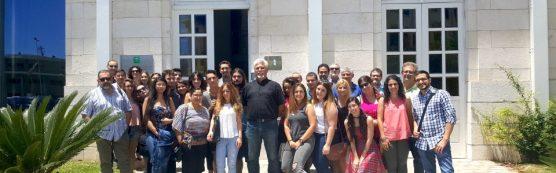 Foto de familia de las Jornadas MBCM 2016