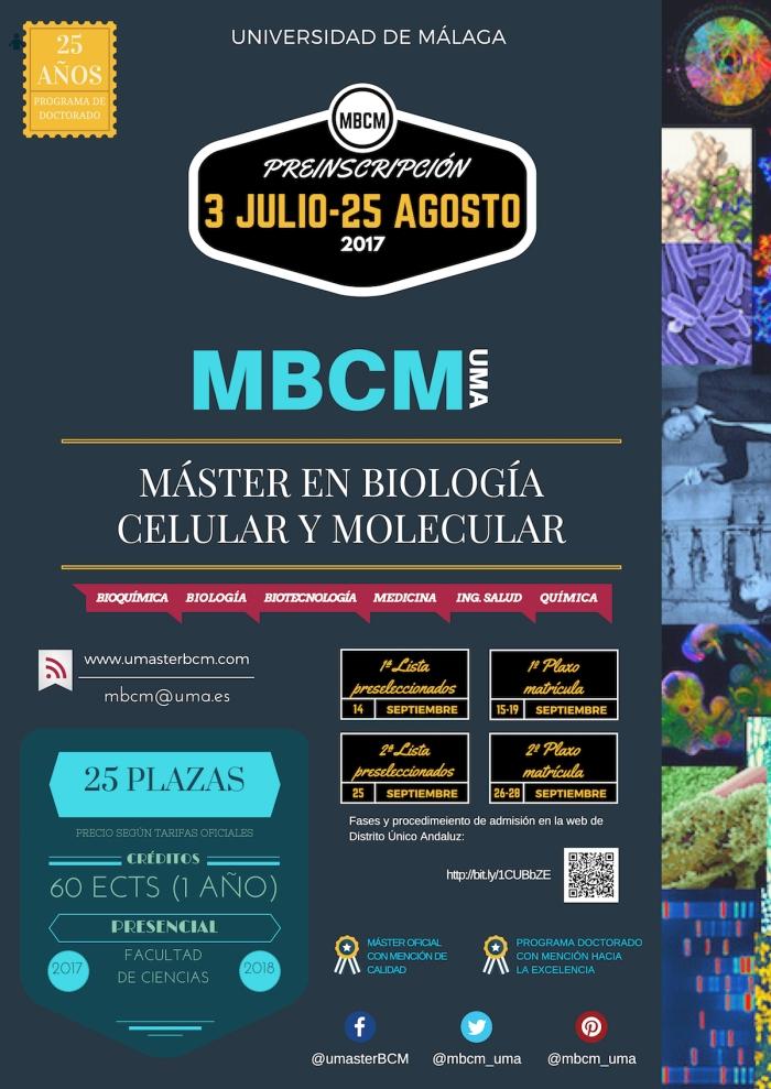 PreinscripciónMBCM2017